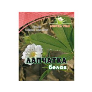 Лапчатка белая (корень), 20 г (Азбука трав)