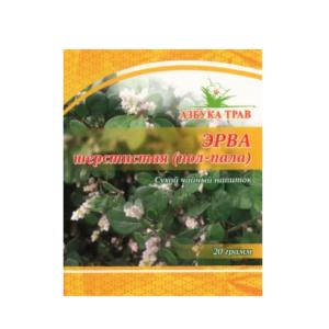 Эрва шерстистая (пол-пола), 20 г (Азбука трав)