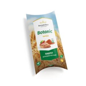 Паштет пшеничный Botanic Paprika, 125 г (Высший Вкус)