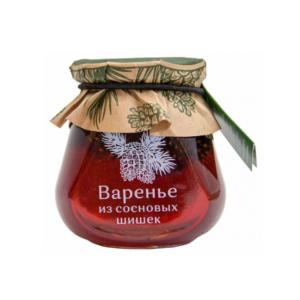 Варенье из сосновых шишек, 290 г (Косьминский гостинец)