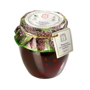 Варенье из кедровых шишек, 620 г (Косьминский гостинец)