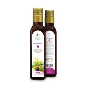 Салатное масло Витаминное I, 250 мл (Рось)
