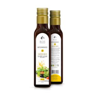 Салатное масло Витаминное III, 250 мл (Рось)