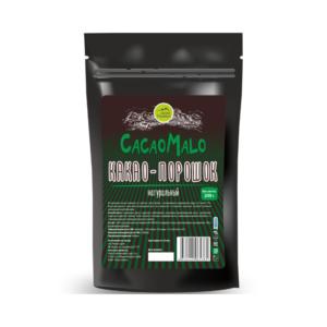 Какао-порошок натуральный, 200 г (CacaoMalo)