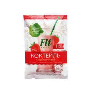 Коктейль белковый Клубника, 30 г (Fit Parad)
