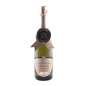 Шампанское безалкогольное Малиновое, 750 мл (Живые соки)