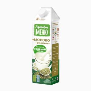 Молоко гречневое, 1 л (Здоровое меню)