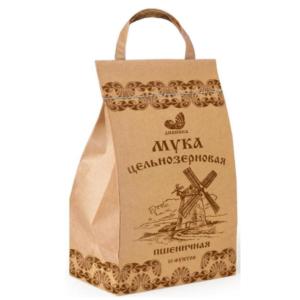 Мука пшеничная цельнозерновая 4,1 кг (Дивинка)