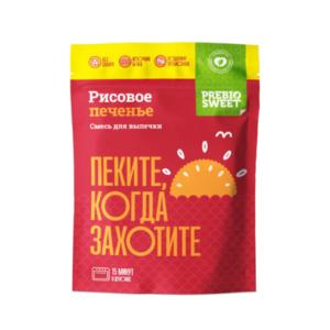 Смесь для выпечки печенье рисовое, 250 г (TM Prebiosweet)