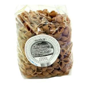 Макароны из полбы ракушки, 400 г (Полба М)
