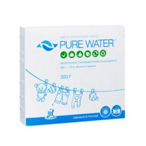 Стиральный порошок, 300 г (Pure Water)