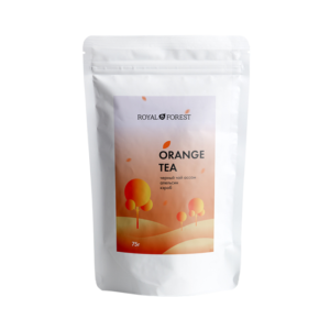 Чай апельсиновый, 75 г (Royal Forest)