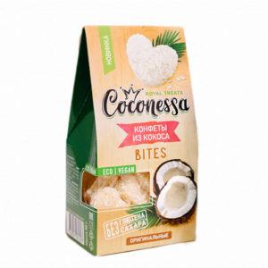 Кокосовые конфеты, 90 г (Coconessa)