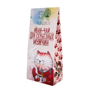 Иван-чай Для серьёзных мужчин, 50 г (Древо жизни)