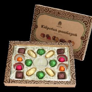 Набор конфет Кедровая фантазия, 210 г (Сибирский кедр)