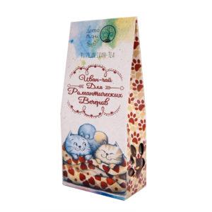 Иван-чай Для романтических вечеров, 50 г (Древо жизни)