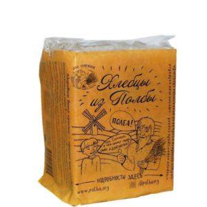 Хлебцы из полбы плоские, 100 г (Дед Сенгилей)