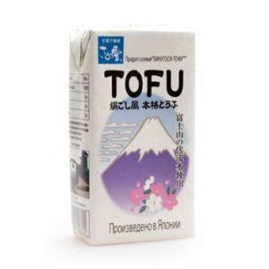 Творог соевый Кинугоси-тофу, 300 г (J-Basket)