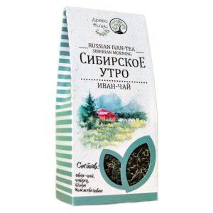 Иван-чай Сибирское утро, 50 г (Древо жизни)