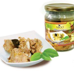 Тушёнка вегетарианская, 500 г (Vego)