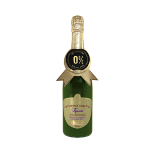 Шампанское безалкогольное Брют, 750 мл (Живые соки)