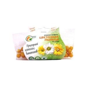 Ягодные конфеты с цветочной пыльцой, 50 г (Энергия жизни)