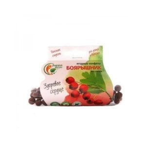 Ягодные конфеты с боярышником, 50 г (Энергия жизни)