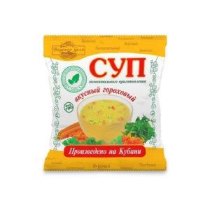 Суп гороховый, 28 г (Вкусное дело)