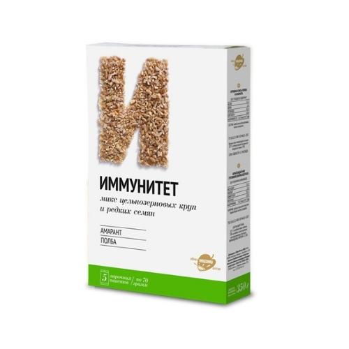 Каша Иммунитет полба и амарант, 350 г (Образ жизни)