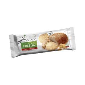 Хрустящие хлебцы Ржано-отрубные, 70 г (Кэнапс)