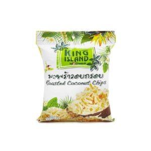 Кокосовые чипсы, 40 г (King Island)