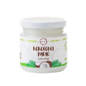 Масло кокосовое органическое, 200 мл (CocoDay)