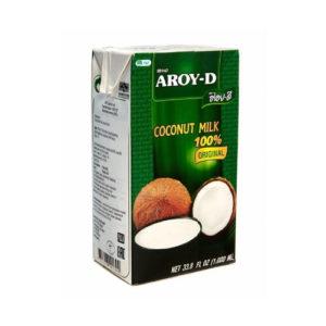 Молоко кокосовое, 1 л (Aroy-D)