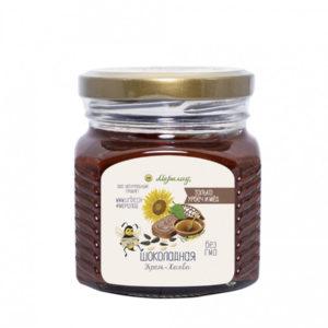 Крем-халва шоколадная, 230 г (Мералад)