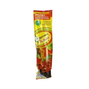 Фруктовый лаваш персиковый, 70 г (Андатэль)