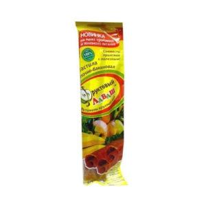 Фруктовый лаваш яблочно-банановый, 70 г (Андатэль)