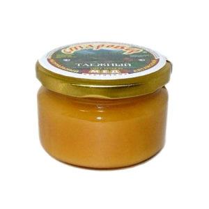 Мёд таёжный, 300 г (Старовер)