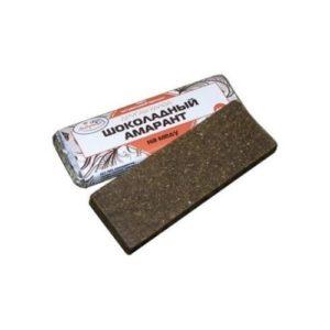 Другая халва Шоколадный амарант, 45 г (Мастерская Добро)