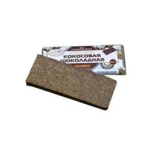 Другая халва Кокосовая шоколадная, 45 г (Мастерская Добро)