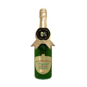 Шампанское безалкогольное Полусладкое, 750 мл (Живые соки)