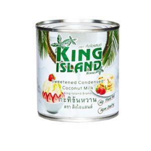 Сгущённое кокосовое молоко, 380 г (King Island)