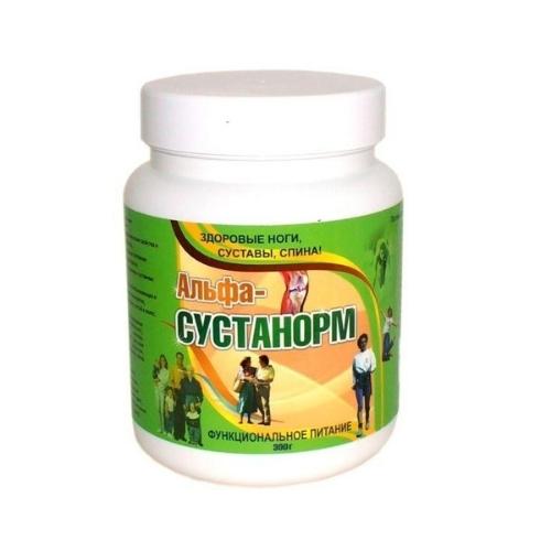 Кедровое питание Альфа-сустанорм, 300 г (Кедровый мир)
