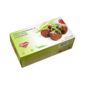 Тефтели с сыром тофу, 300 г (Vego)