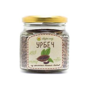 Урбеч из цельных какао-бобов, 230 г (Мералад)
