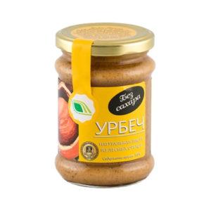 Урбеч из лесного ореха, 280 г (Биопродукты)