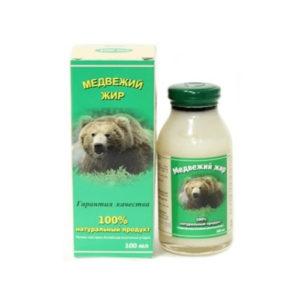 Медвежий жир, 100 мл (Нора здоровья)