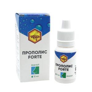 Капли в нос Прополис Forte, 10 мл (Урал)