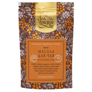 Масала смесь специй для чая, 30 г (Золото Индии)