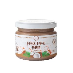 Паста кокос-какао, 300 г (CocoDay)