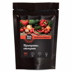Приправа овощная, 40 г (Holy Om)